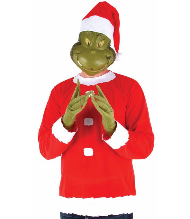 Elope The Grinch - Adult Lg/Xl