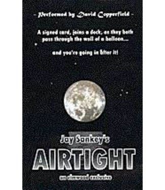 Airtight by Jay Sankey from Elmwood Magic