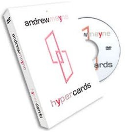 Pre-Viewed DVD Hypercards by Andrew Mayne and Weird Things