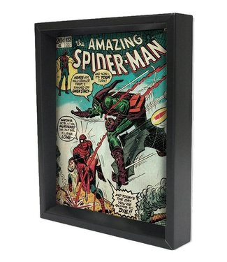 Shadowbox - Spider-Man #122 by Pyramid America