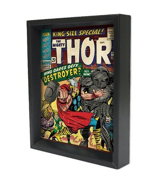 Shadowbox - Thor #2 by Pyramid America