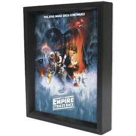 Shadowbox - Star Wars - Empire Strikes Back by Pyramid America
