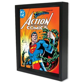 Shadowbox - Action Comics – #485 by Pyramid America