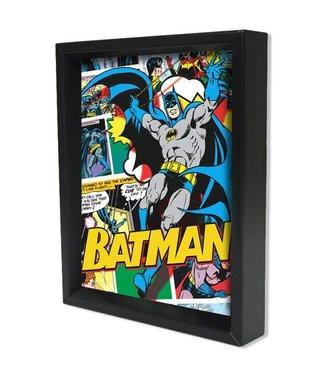 Shadowbox – Batman Panels by Pyramid America