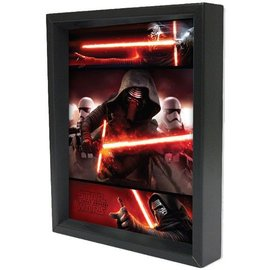 Shadowbox – Star Wars - Kylo Ren Panels by Pyramid America