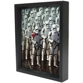 Shadowbox - Star Wars - Stormtooper Army TFA by Pyramid America
