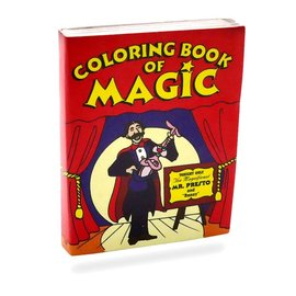 Magic Makers Coloring Book, Very Tiny 1.25 x 1.75 in. By Magic Makers