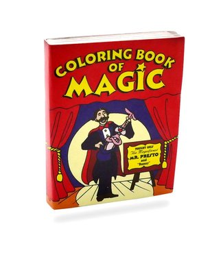 Coloring Book, Very Tiny 1.25 x 1.75 in. By Magic Makers