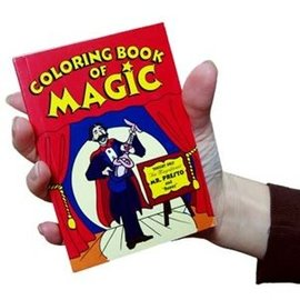 Magic Makers Coloring Book, Pocket Size By Magic Makers