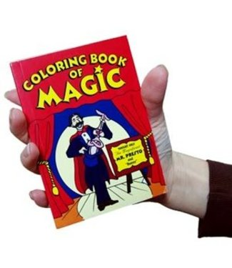 Coloring Book, Pocket Size By Magic Makers