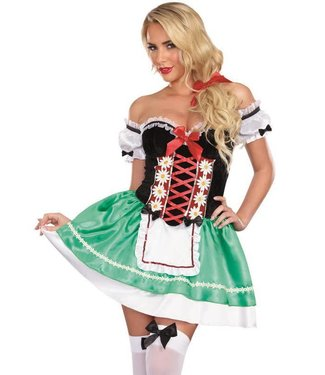 Dreamgirl International Bavarian Babe Small 2-6  by Dreamgirl