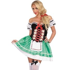 Dreamgirl International Bavarian Babe Large 10-14 by Dreamgirl