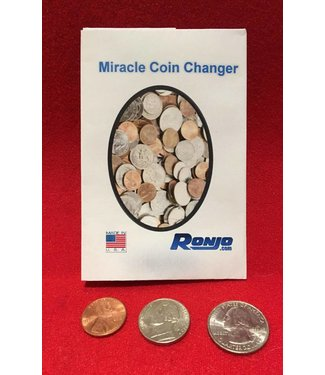 Ronjo Miracle Coin Changer by Ronjo (/1031)