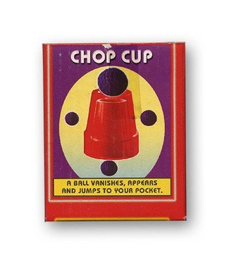 Chop Cup, Plastic by Uday