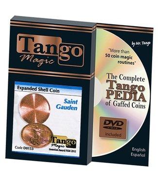 Expanded Shell Saint Gauden (D0153) by Tango Magic