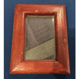 ETSY Vintage Magic Card In Frame by Tenyo Magic and Mikame M-35