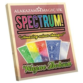 Spectrum by Wayne Dobson and Alakazam Magic UK