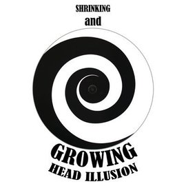 Folding Travel Spiral Shrinking and Growing Head Illusion by Top Hat Productions