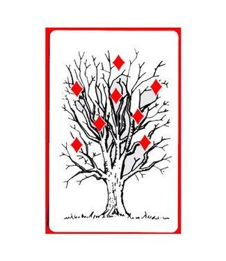 Tree of Diamonds Card by Royal Magic