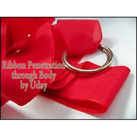 Ribbon Penetration Thru Body by Uday