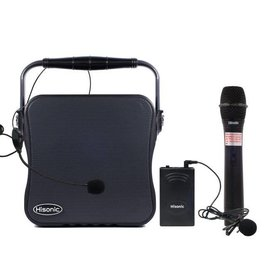 Hisonic Hisonic HS468HL-B Portable Wireless PA System