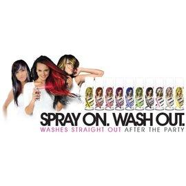 Graftobian Make-Up Company Color Hair Spray (Brunette)