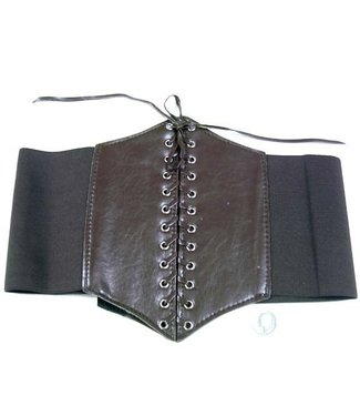 Corset Belt - Brown