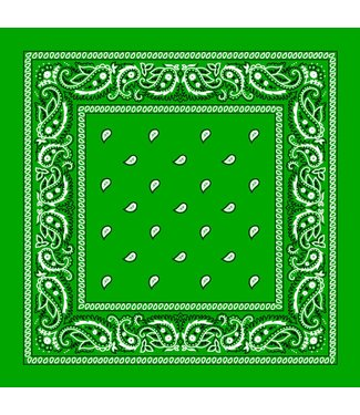 Bandana Kelly Green
