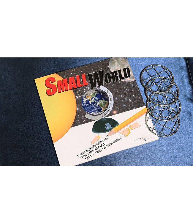 Small World by Patrick G. Redford