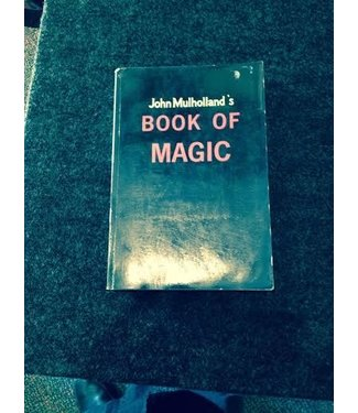 USED John Mulholland's Book Of Magic 1963  (soft cover) - Book G (M7)