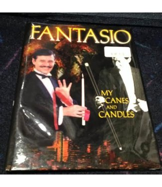 Rare Books My Canes and Candles - Fantasio minor water damage