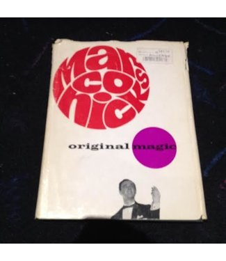 Book - USED Marconick's Original Magic (M7)