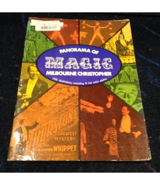 Panorama Of Magic by Milbourne Christopher and Dover Publications and BTC - Book (M7) 1962 Dover G