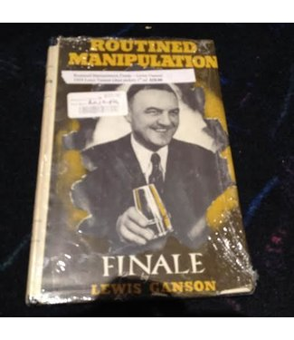 Book - Routined Manipulation Finale by Lewis Ganson (M7)