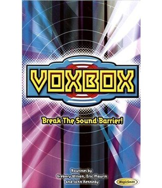 MagicSmith Vox Box, Red