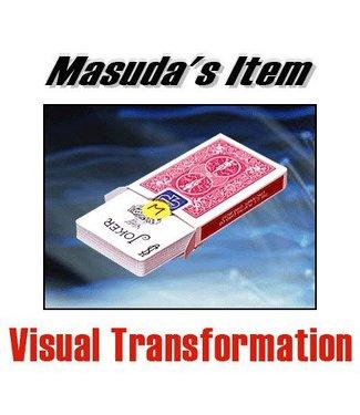 Card - Visual Transformation by Katsuya Masuda from Atto