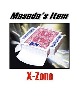 Card - X-Zone by Katsuya Masuda from Atto (M10)
