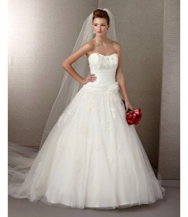 Do It Yourself Wedding Gown Preservation: Wedding Dress With Preservation Box