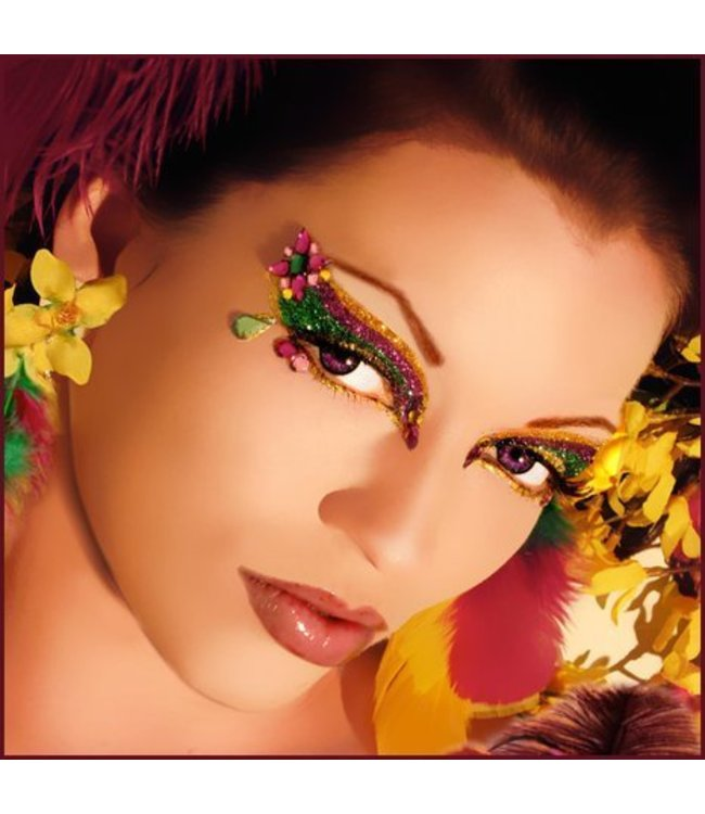 Jasmine Eye Kit by Xotic Eyes And Body Art