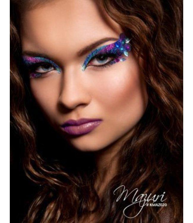 Mazuri Eye Kit by Xotic Eyes And Body Art