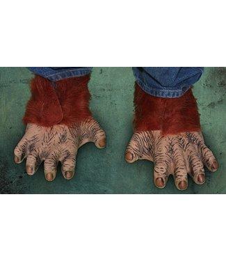 zagone studios Orangutan Feet