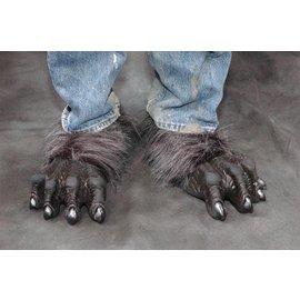 zagone studios Killer Wolf Feet - Grey