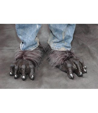 zagone studios Killer Wolf Feet - Grey