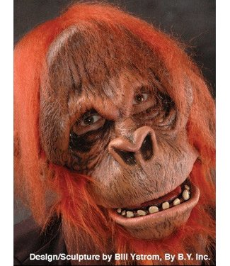 zagone studios Super Action Orangutan Mask