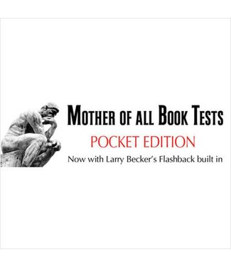 Mother of All Book Tests - Pocket Edition by Ted Karmilovitch from Mind Readers