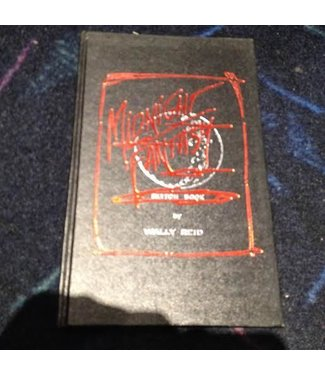 Book - USED Midnight Fantasy Sketch Book by Wally Reid (M7)