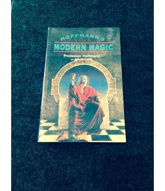 Book - USED Hoffman's Modern Magic by Professor Hoffman (M7)