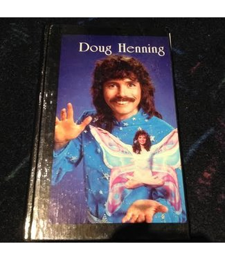 USED Louis Tannen's Catalog of Magic 16: Doug Henning Cover - Book (M7)