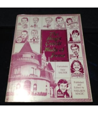 The Magic Castle Walls of Fame by Norm Nielsen - Autographed