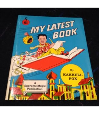 Book - USED My Latest Book by Karrell Fox (M7)